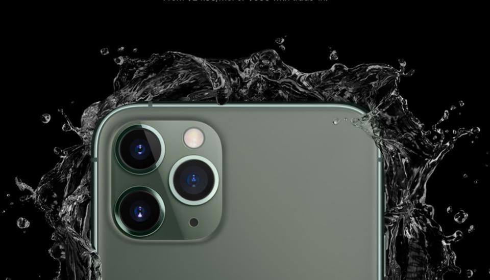 IP68 dust and water resistant