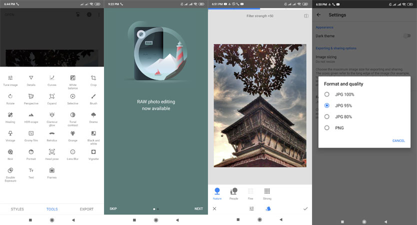 Best Photo Editor App for smartphone