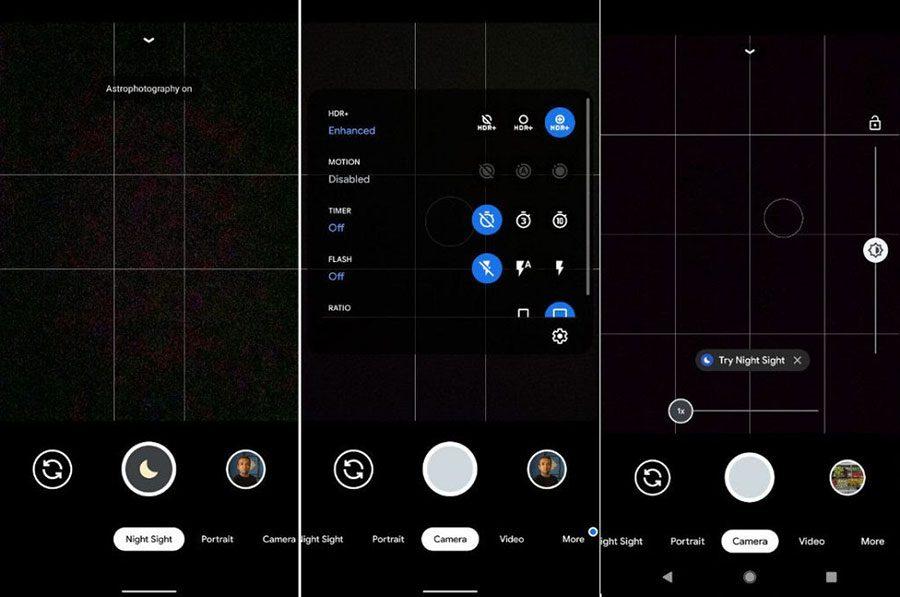 Google Camera Mod APK for Android smartphones