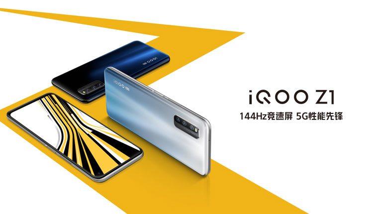 iQOO Z1 Price In Nepal
