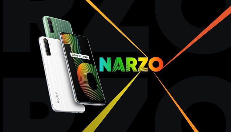 Realme Narzo 10 Price In Nepal