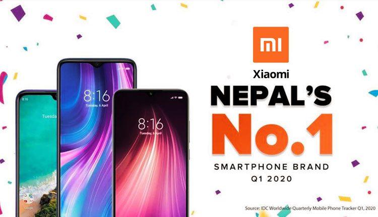 top smartphone brand in Nepal 2020