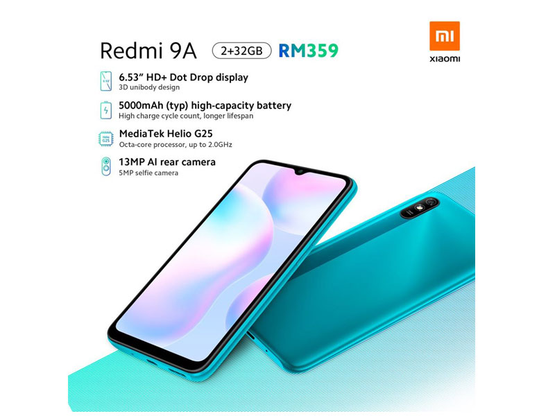 Redmi 9a price in Nepal