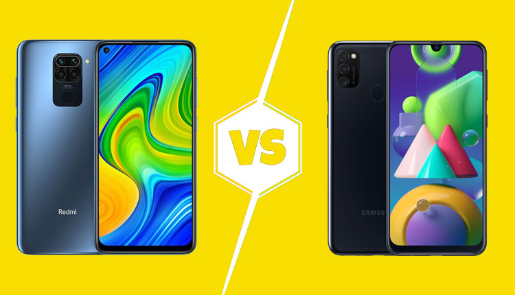 Redmi Note 9 vs Samsung Galaxy M21