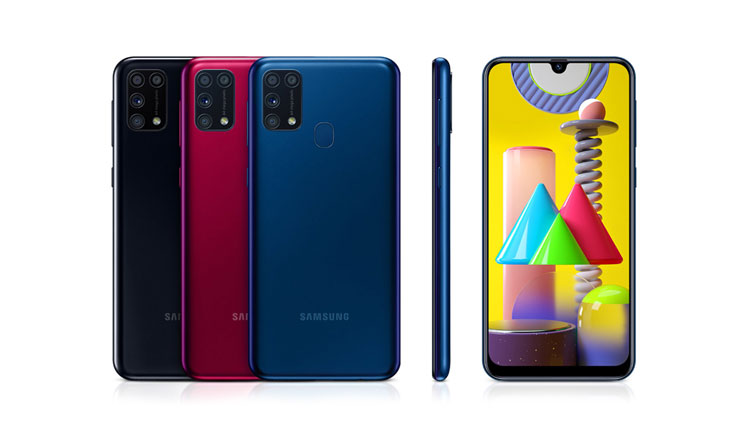 Samsung Galaxy M31 Price In Nepal