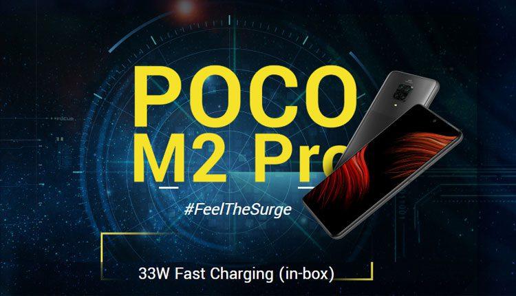 Poco M2 Pro Price In Nepal