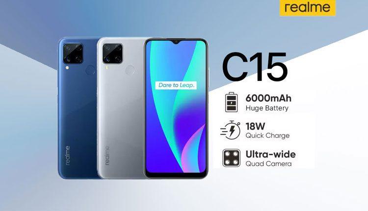 Realme C15 Price In Nepal