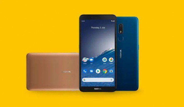 Nokia C3 Price In Nepal