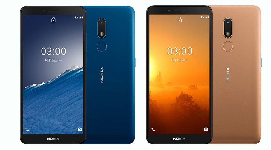 Nokia C3 Price In Nepal