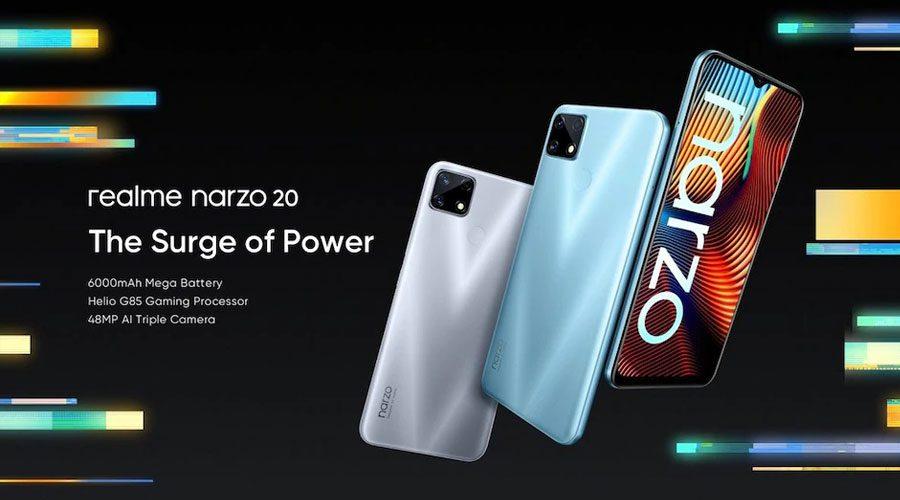 Realme Narzo 20 Price In Nepal