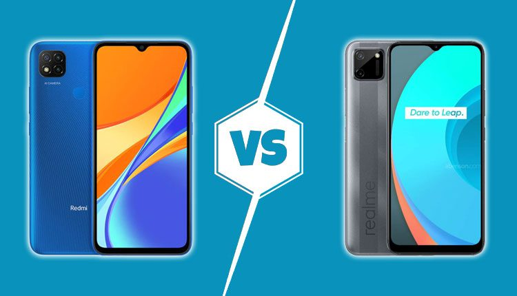 Redmi 9C vs Realme C11