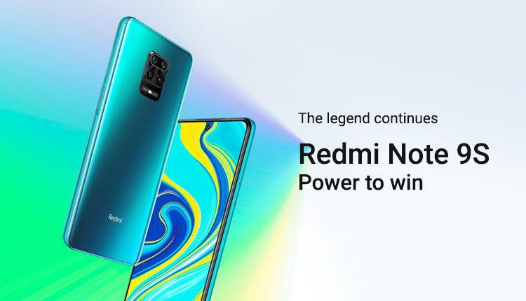 Redmi Note 9S Price In Nepal