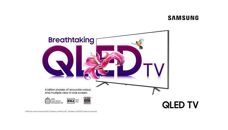 Samsung QLED TV price in Nepal