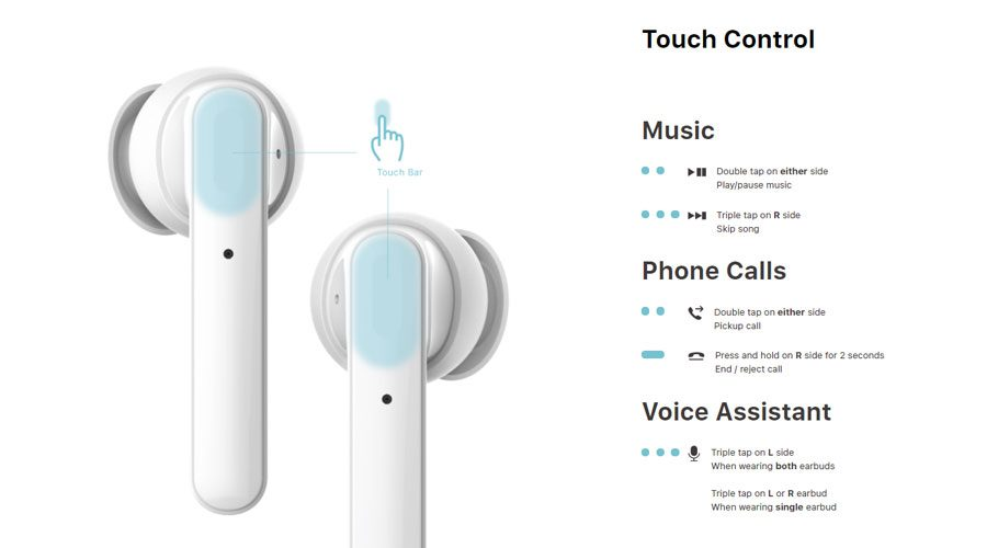 Ticpods ANC wireless earbuds price in nepal