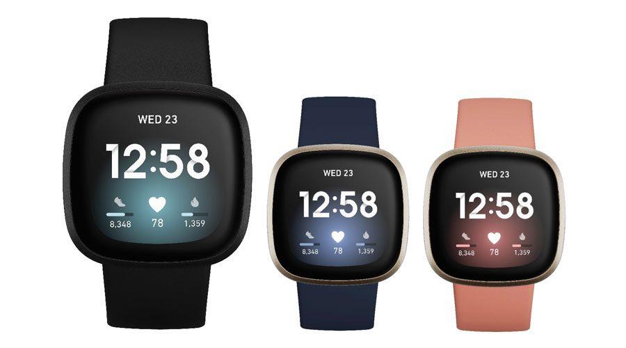 Fitbit versa 3 price in Nepal