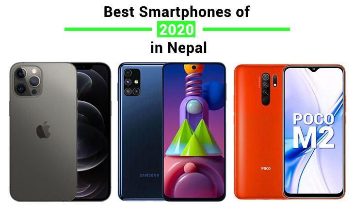 Best smartphones of 2020 Nepal