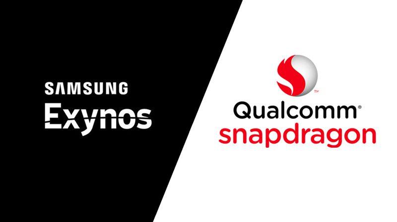 Snapdragon 888 vs exynos 2100