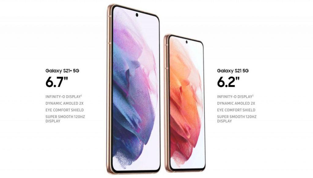 Samsung galaxy s21, s21+ price in nepal