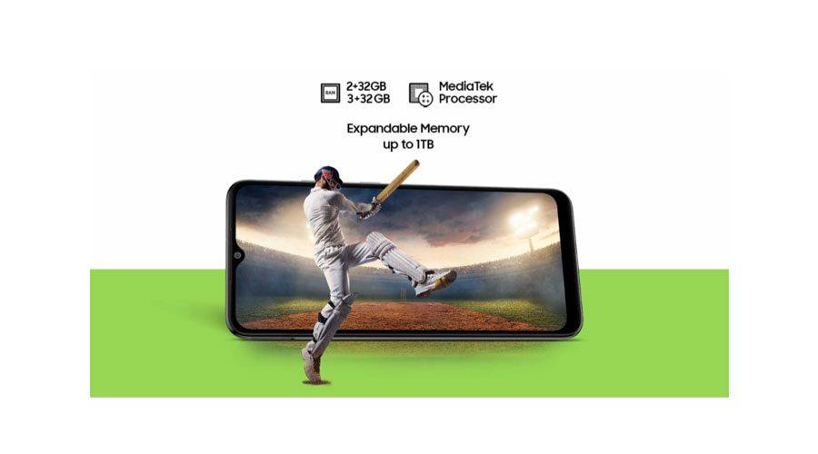 Samsung Galaxy M02 Price In Nepal