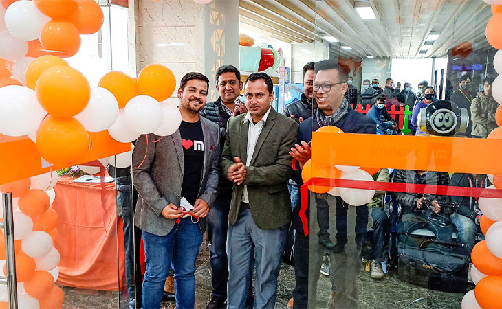 xiaomi launched their new service centre