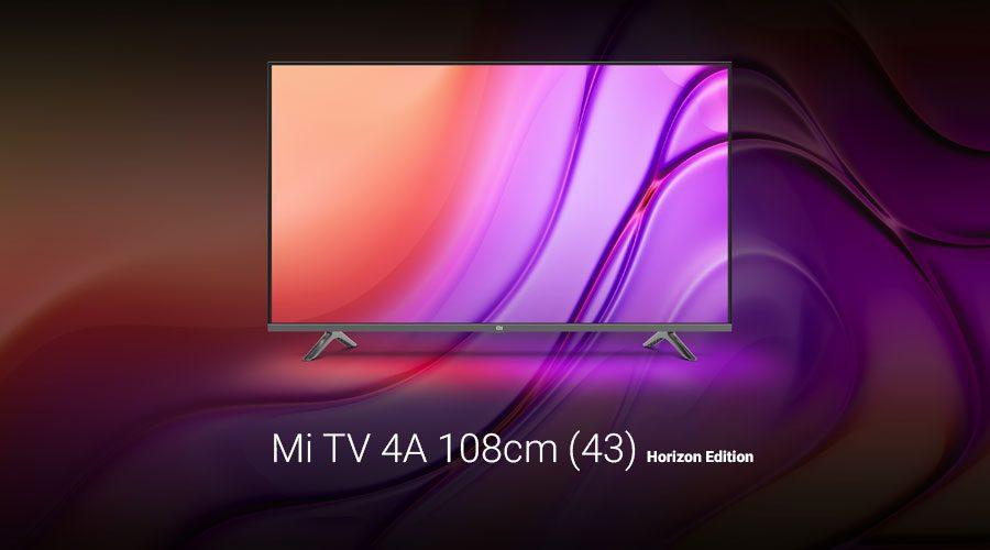 Mi TV 4a 43inch horizon edition price in Nepal