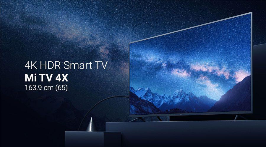 Mi TV 4X 65inch price in Nepal