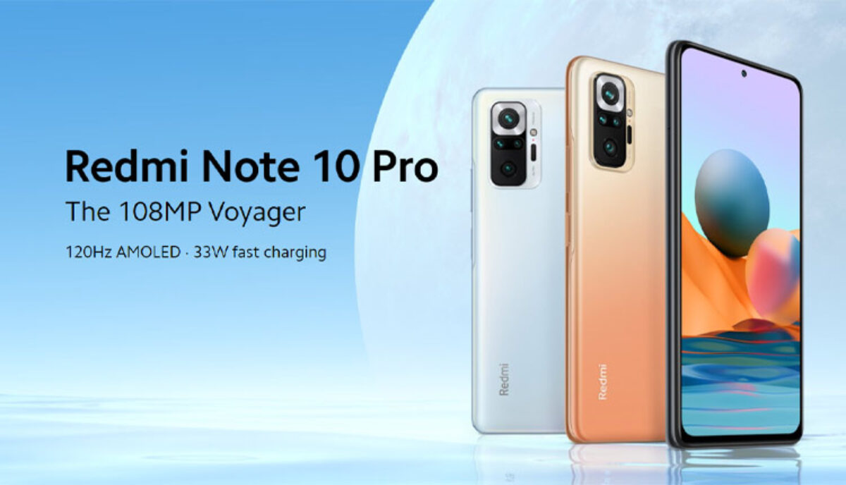 Redmi Note 10 Pro Price in Nepal Global Variant   Gadgets in Nepal