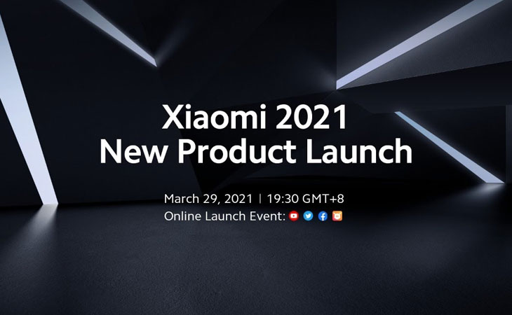 xiaomi launch event 2021