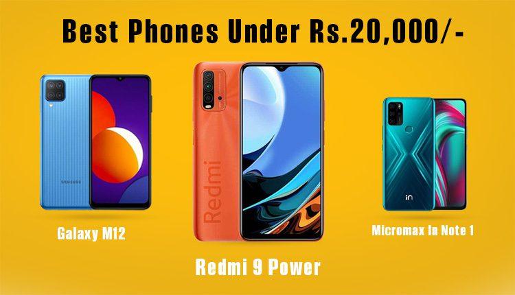 best phone under 20000 in nepal