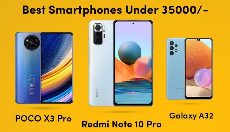 best phone under 35000 in nepal