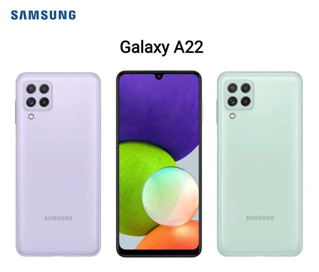 Galaxy A22 Price in Nepal