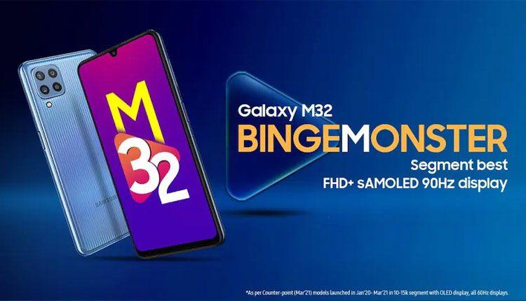 galaxy m32 price in nepal