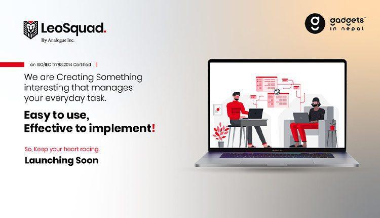 leosquad virtual workspace