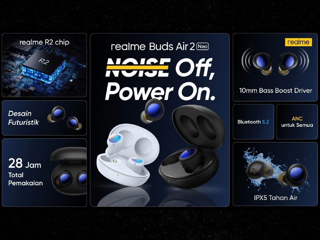realme buds air 2 neo price in nepal