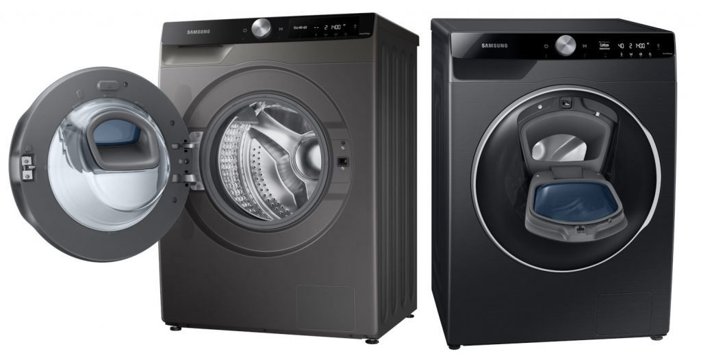 Samsung AI enabled Laundry Lineup Nepal