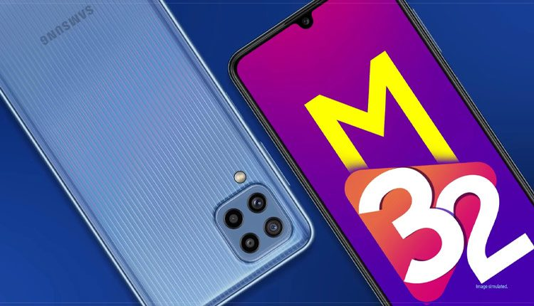galaxy m32 top five features