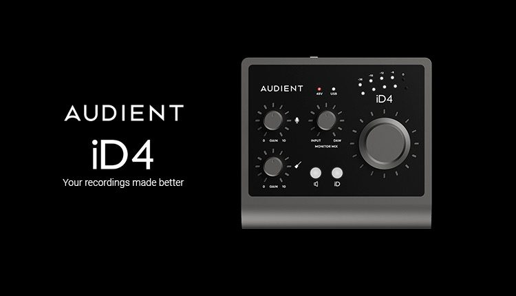 Audient ID4 MKII USB-C audio interface price in nepal