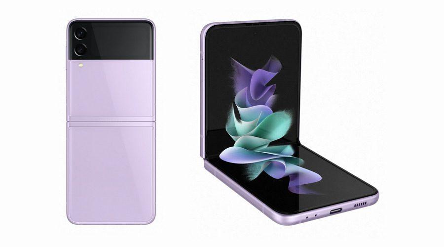 Samsung Galaxy Z Flip3 price in nepal