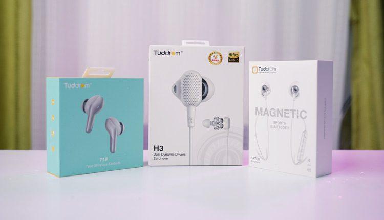 tuddrom earphones price in nepal