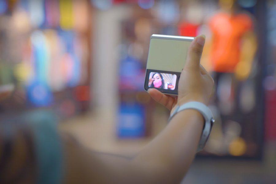 Samsung Z Flip 3 Top 5 Features