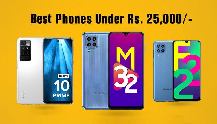 best phone under 25000 in nepal
